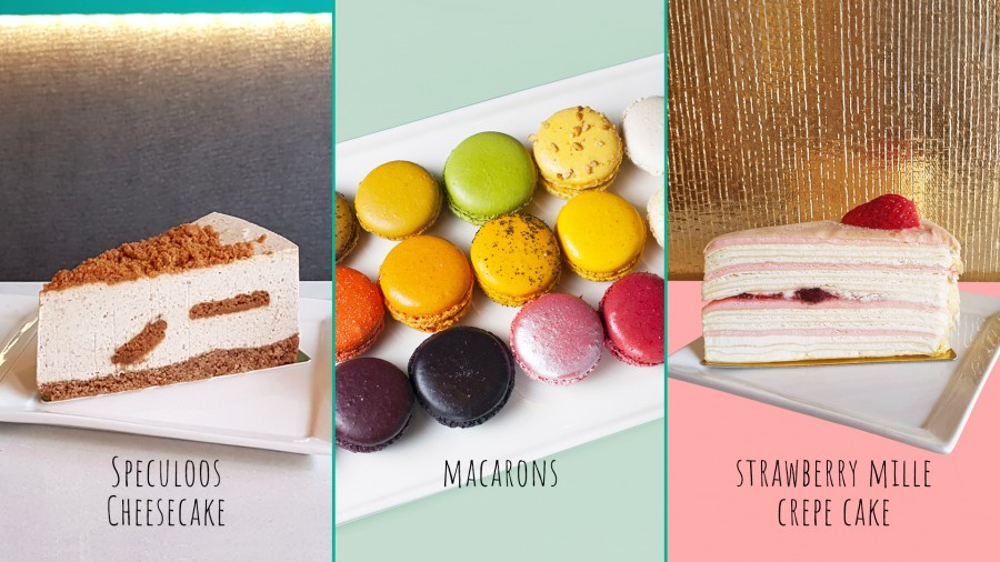 Dessert Collection at WANNA CUPPA