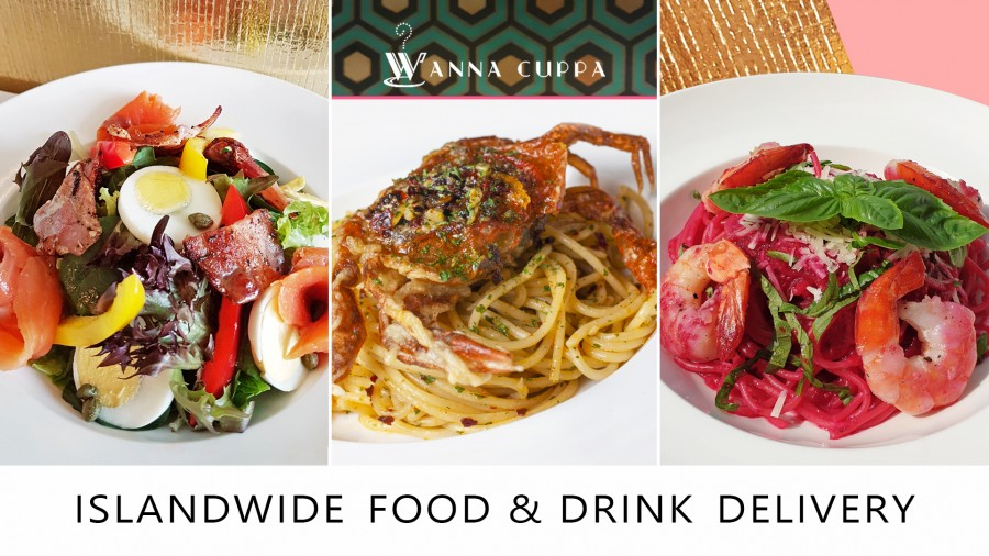 Islandwide Food & Drink Delivery